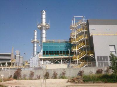 Nesher Power Plant Ramla Extantion