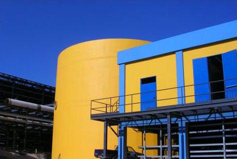 mekorot desalination plant